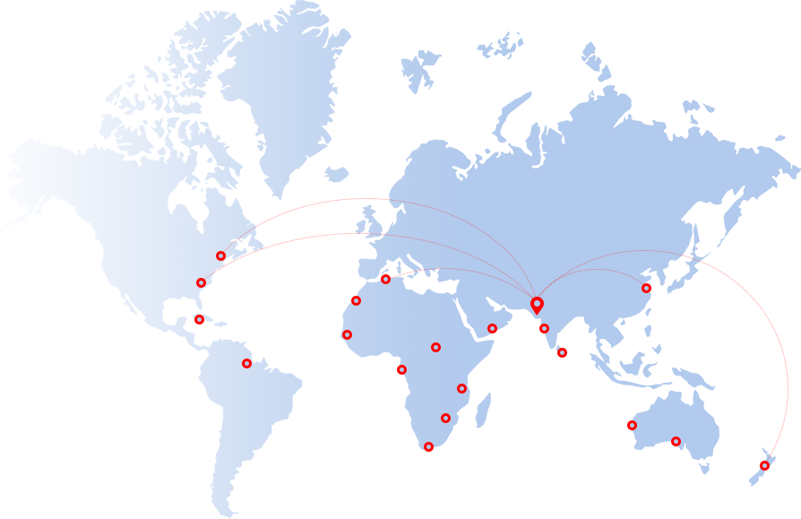 Global Presence Anand Liners