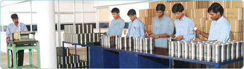 Inspection Packing Division