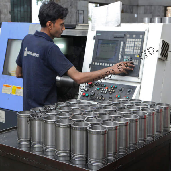 CNC Turning Anand Liners
