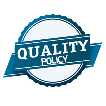 Quality Policy Anand Liners